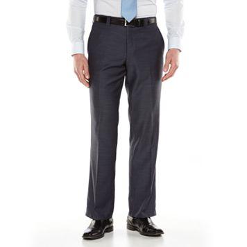 Men's Steve Harvey Modern-Fit Royce Pleated Suit Pants