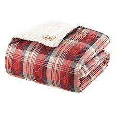 Woolrich Ridley Softspun Down-Alternative Throw