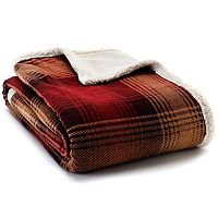 Eddie Bauer Sherpa Throw