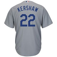 Majestic Los Angeles Dodgers Clayton Kershaw Cool Base Replica MLB Jersey - Men