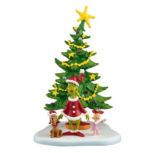 Welcome Christmas.Department 56 Dr Seuss Whoville Welcome Christmas Day