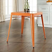 Crosley Furniture Amelia Metal Cafe Table