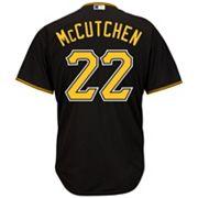 Men's Majestic Pittsburgh Pirates Andrew McCutchen Cool Base Replica MLB Jersey