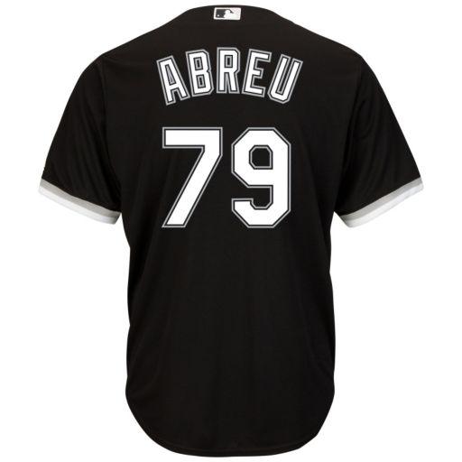 Men's Majestic Chicago White Sox Jose Abreu Cool Base Replica MLB Jersey