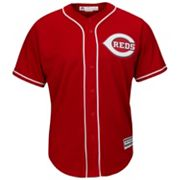 Men's Majestic Cincinnati Reds Replica MLB Jersey