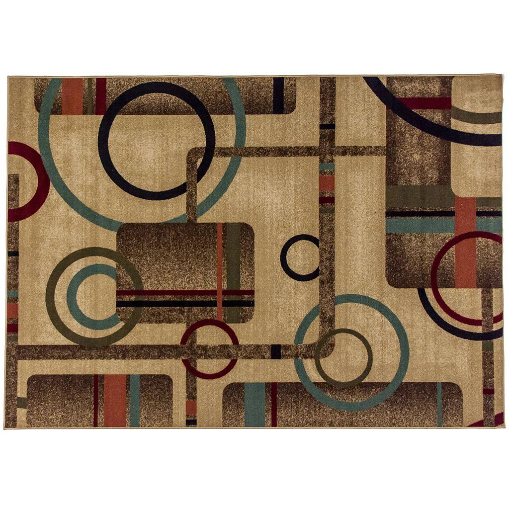 Infinity Home Kings Court Prescott Geometric Rug