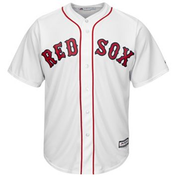 Majestic Boston Red Sox Cool Base Replica MLB Jersey - Men