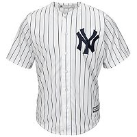 Men's Majestic New York Yankees Cool Base Replica MLB Jersey