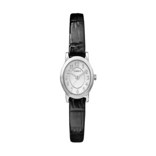 Timex Women's Cavatina Leather Watch - TW2P60400JT