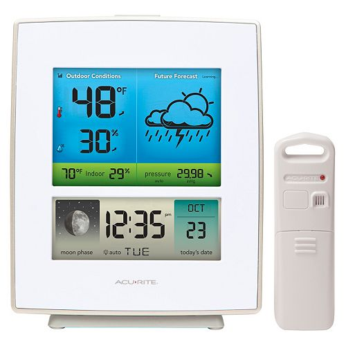 acurite wireless color digital weather station