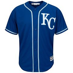 Men's Majestic Kansas City Royals Cool Base Replica MLB Jersey