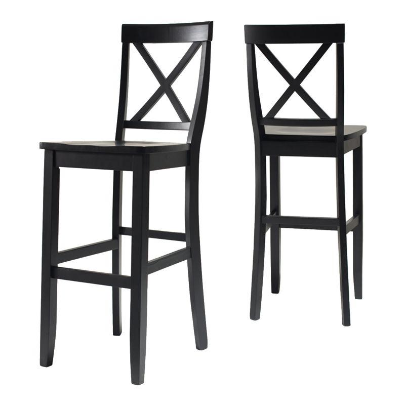 710244280815 Upc Crosley Furniture X Back 30 Inch