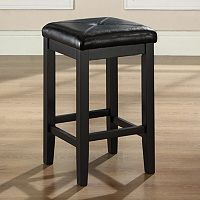 Crosley Furniture 2-piece Square Seat Counter Stool Set