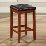 Crosley Furniture 2 pc Square Seat Counter Stool Set