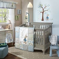 Peter Rabbit 4 pc Crib Bedding Set by Lambs & Ivy