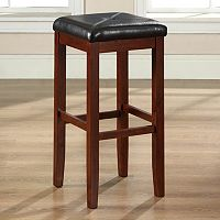 Crosley Furniture 2 pc Square Seat Bar Stool Set