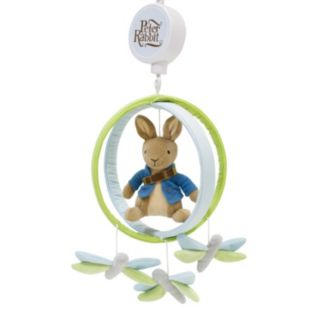 Peter Rabbit Musical Mobile by Lambs & Ivy