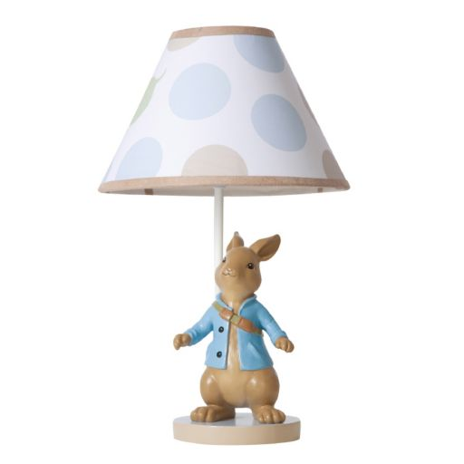 Peter Rabbit Table Lamp by Lambs & Ivy