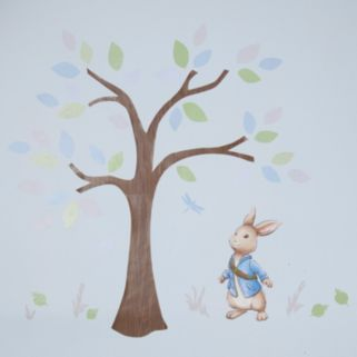 Peter Rabbit Wall Decals by Lambs & Ivy