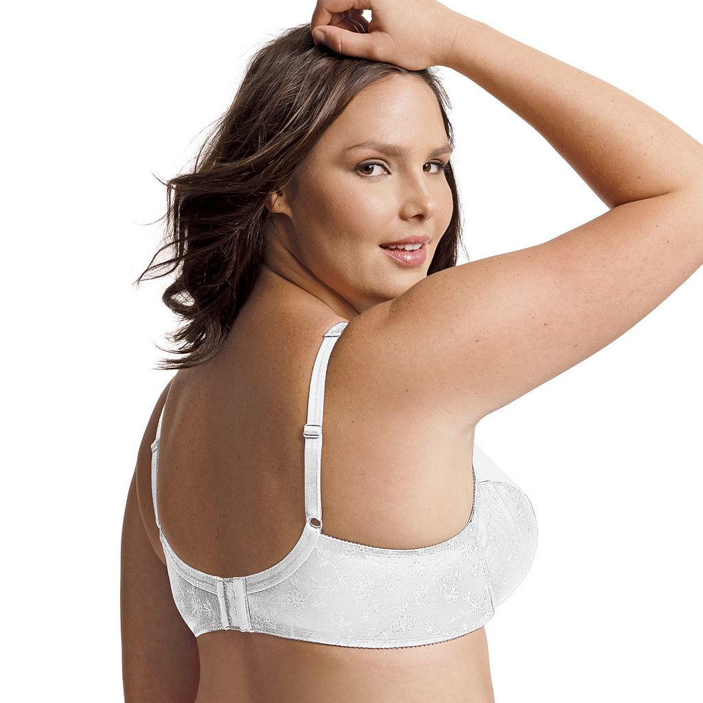 Playtex Bras: Love My Curves Beautiful Lift Unlined Full-Figure Bra 4422