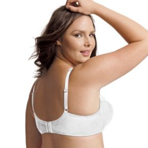 Playtex Bras: Love My Curves Beautiful Lift Unlined Full-Figure Bra 4422