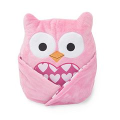 Lambs & Ivy Sprinkles Juliette the Owl Plush