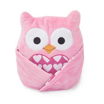 Lambs & Ivy Sprinkles Juliette the Owl Plush