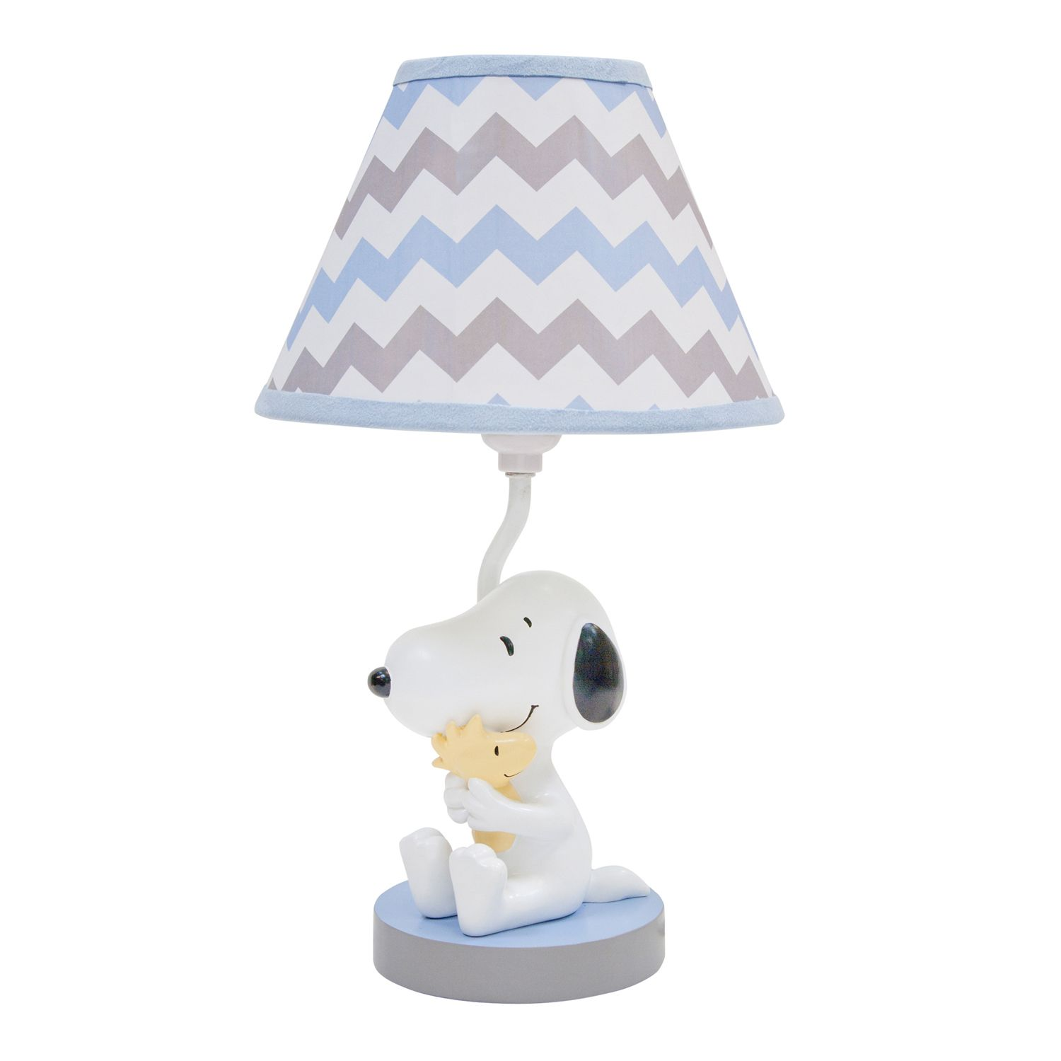 peanuts my little snoopy table lamp by lambs u0026 ivy
