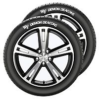 Wake Forest Demon Deacons Tire Tatz