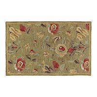 Khazana Savannah Floral Rug