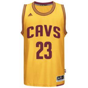 Men's adidas Cleveland Cavaliers LeBron James Swingman NBA Replica Jersey
