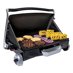 George Foreman Portable Propane Camp & Tailgate Grill
