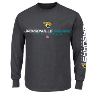 Men's Majestic Jacksonville Jaguars Dual Threat IV Tee