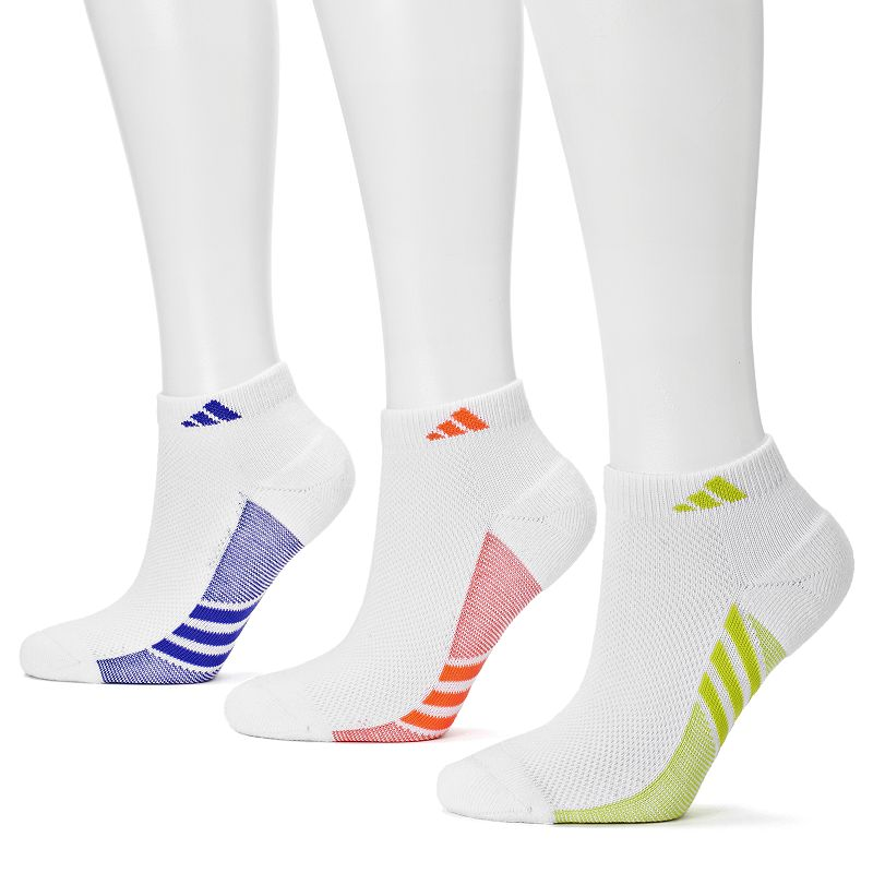 adidas 3-pk. ClimaCool Superlite Low-Cut Socks - Women