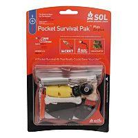 SOL Pocket Survival Pak Plus