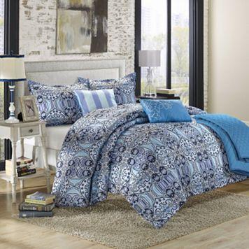 Lynwood 6-pc. Luxury Reversible Comforter & Quilt Set