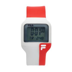 FILA® Unisex Sport Digital Chronograph Watch