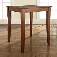 Crosley Furniture Cabriole Leg Dining Table