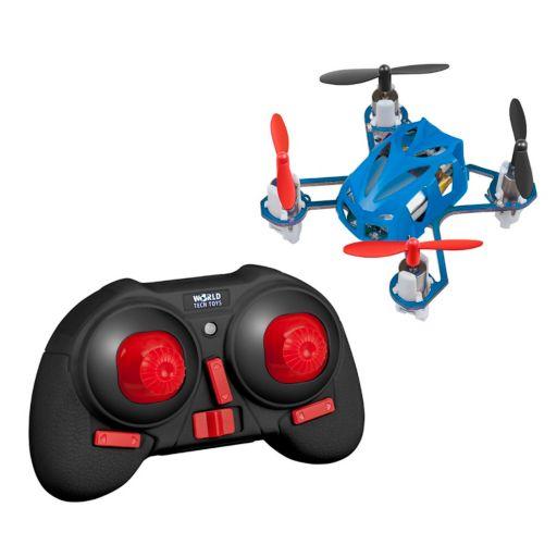World Tech Toys Micro Supernova Drone 4.5ch RC Quadcopter