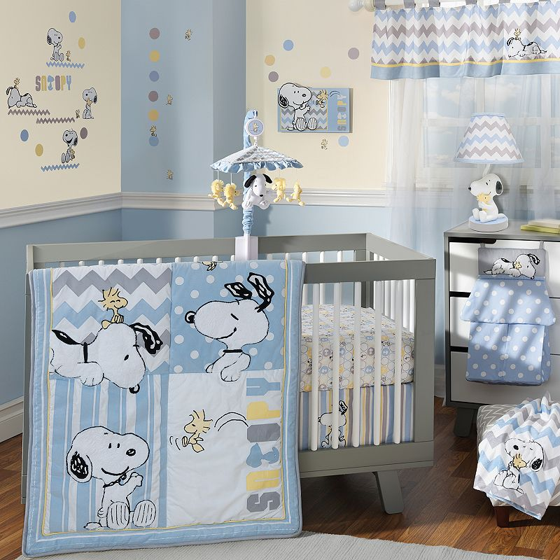 Peanuts My Little Snoopy Nursery Coordinates By Lambs Amp Ivy