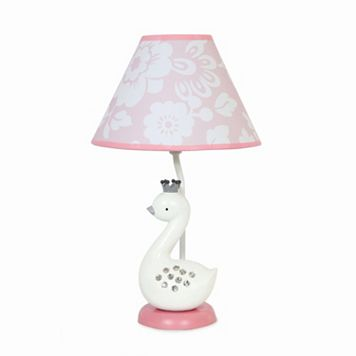 Lambs & Ivy Swan Lake Table Lamp