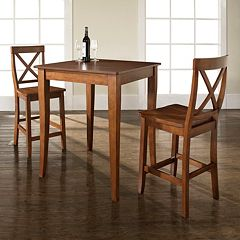 Crosley Furniture 3-piece Cabriole Dining Set