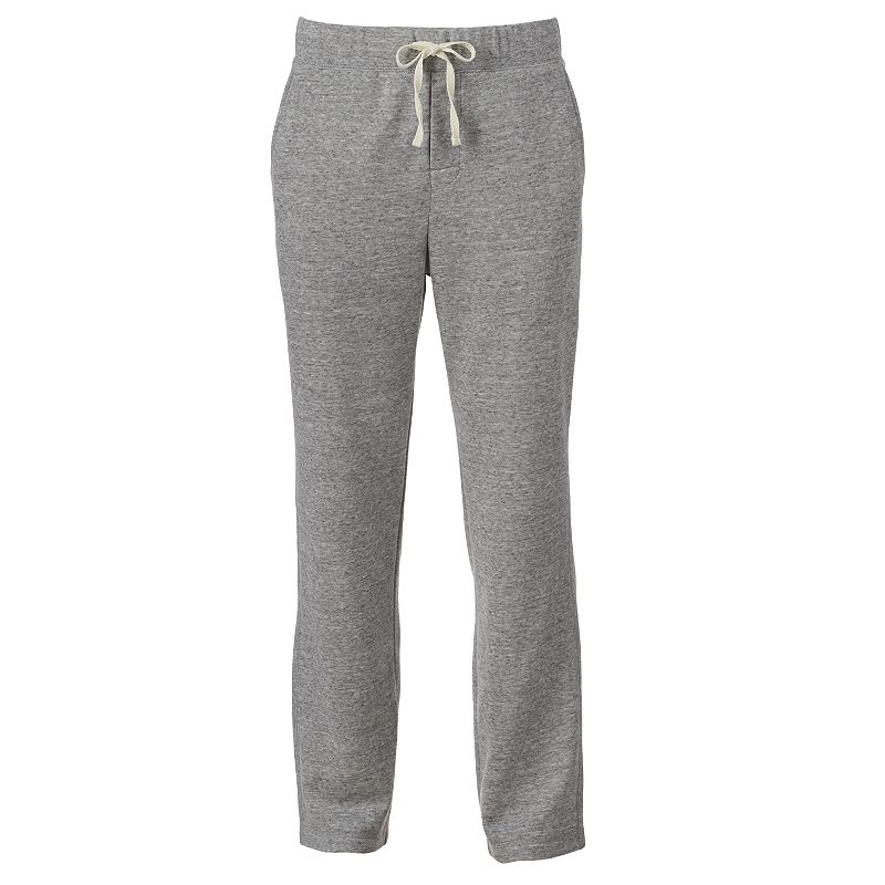 Apt. 9® Modern-Fit French Terry Lounge Pants - Big & Tall