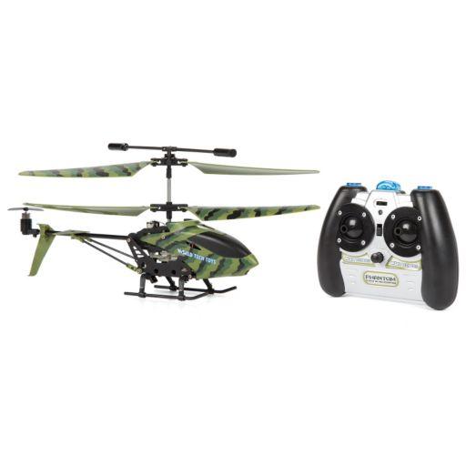 World Tech Toys 3.5ch Camo Phantom IR Helicopter