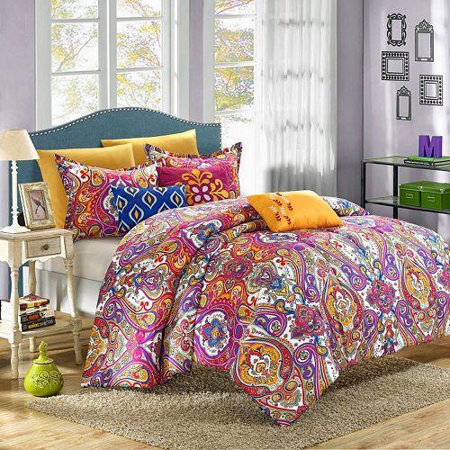 Mumbai 8-pc. Reversible Comforter Set