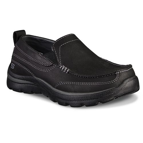 7e7a63105d90 Skechers Relaxed Fit Superior Gains Boys  Slip-On Shoes