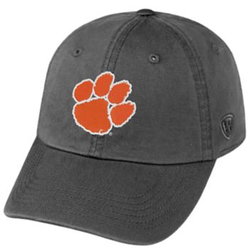 Youth Top Of The World Clemson Tigers Crew Baseball Cap