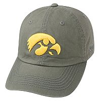 Youth Top Of The World Iowa Hawkeyes Crew Baseball Cap