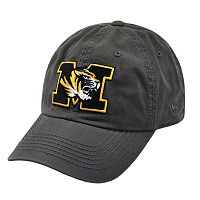 Adult Top Of The World Missouri Tigers Crew Baseball Cap