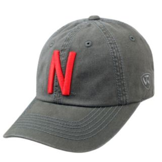 Adult Top Of The World Nebraska Cornhuskers Crew Baseball Cap
